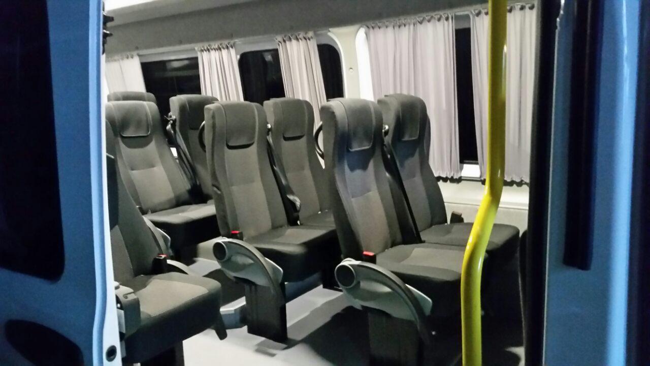 Салон Автобуса ФОРД, ПЕЖО Тольятти