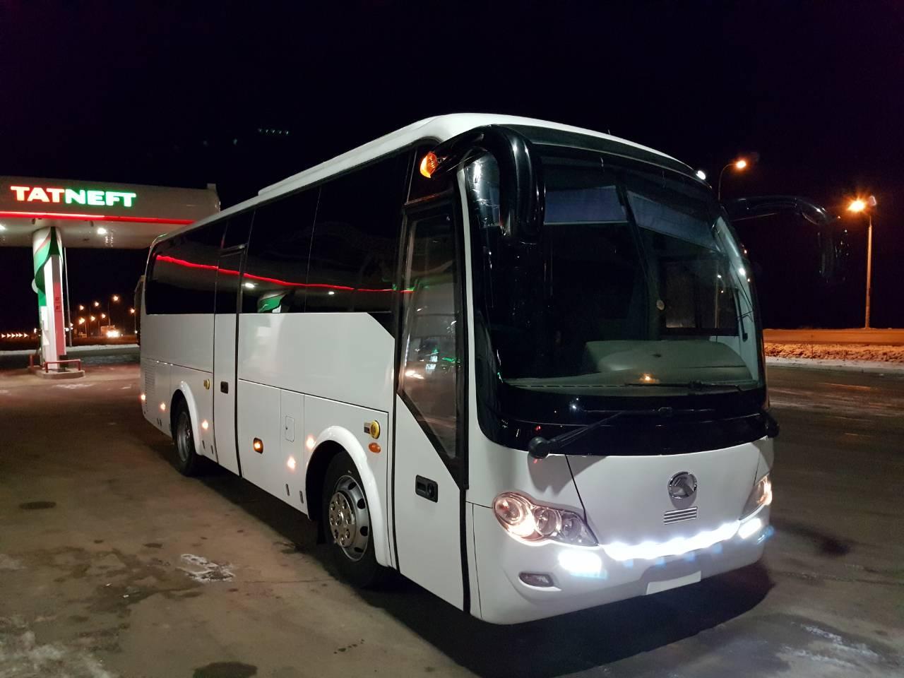 Автобус КИНГ ЛОНГ  Тольятти