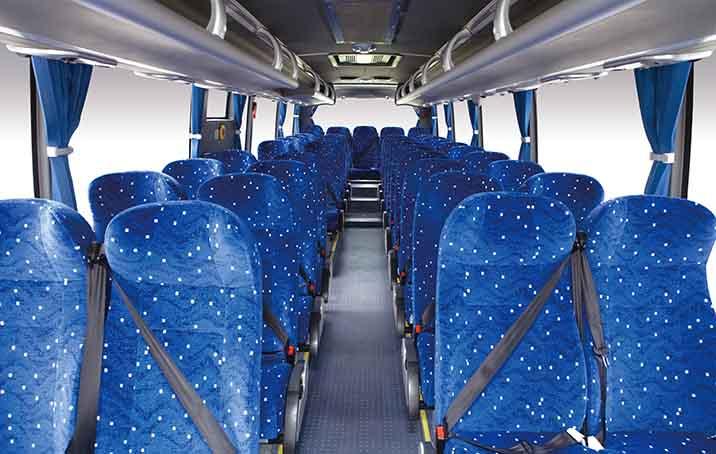 Салон Автобуса Ютонг Тольятти