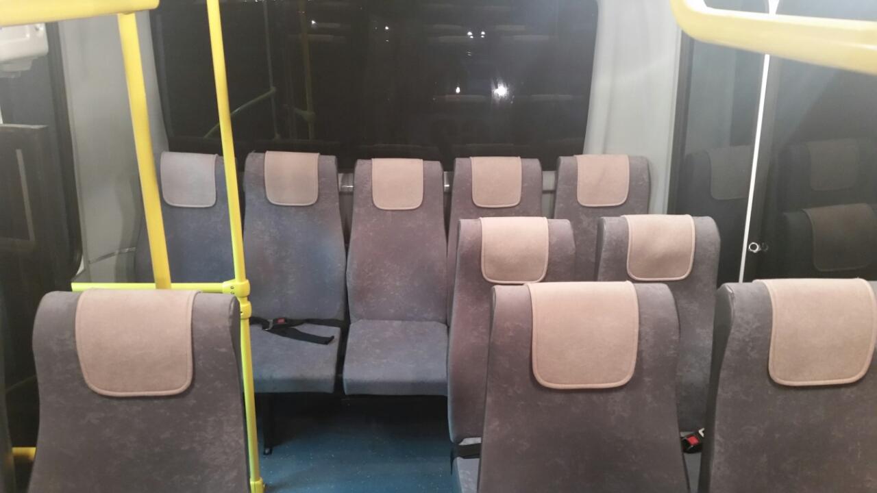 Салон Автобуса ВЕКТОР Тольятти